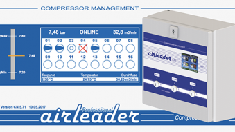Airleader Kompressor-Management-System